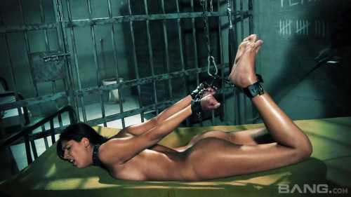 BDSM Jail Cell Perils Pt.3