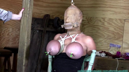BDSM Busty Blonde