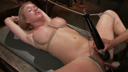 bdsm FB - 08-30-2013 - Hot Blonde Takes Huge Cock