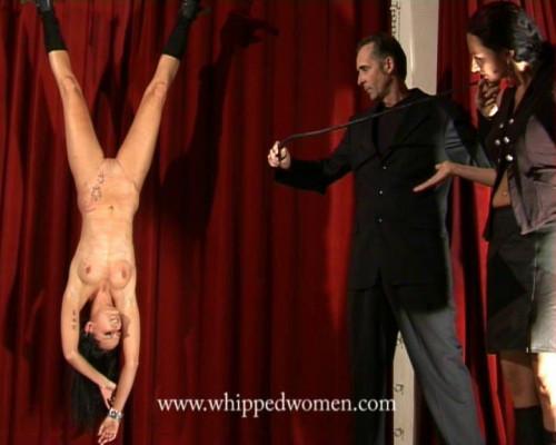BDSM Punishment Through The Whip - Paingate - Part 1