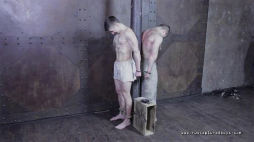 Gay BDSM RusCapturedBoys - Young Offender Pavel - Final Part