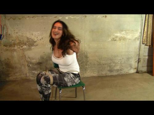 BDSM Megan Jones in the 8 Minute Escape