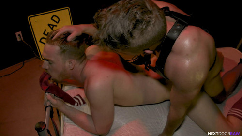 Gay BDSM Jake Porter and Dacotah Red