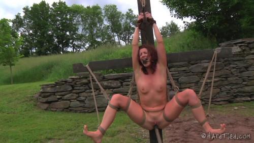 BDSM Stuck in the Mud , HD 720p