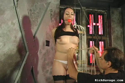 BDSM Ricksavage Gold Exclusive Perfect Hot Sweet Collection. Part 7.
