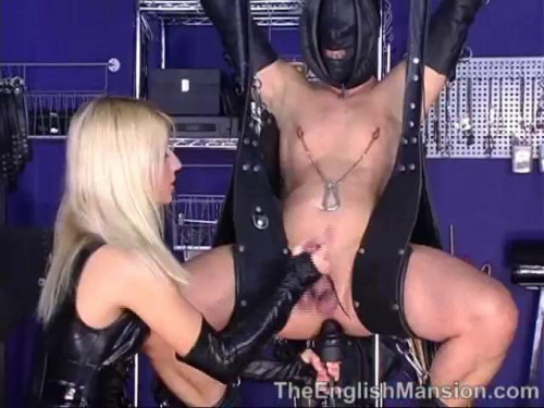 Femdom and Strapon The English Mansion Great Pack, Part 25