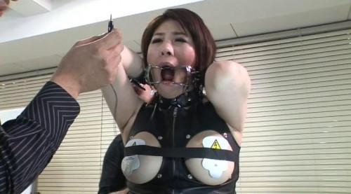 Asians BDSM Negotiators Squeezed Slave
