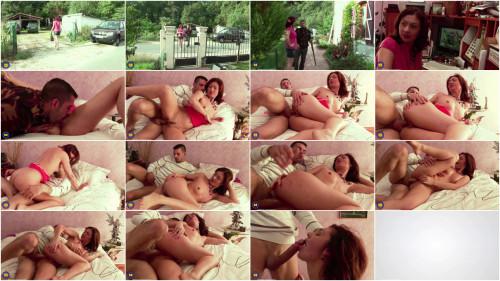 Mature, MILF Julia Gomez - Naughty Anal mom Julia Gomez lover herself a big cock 1080p