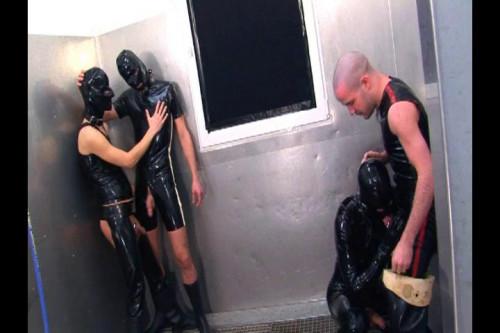 Gay BDSM RubClub Vol.2 Scene 4