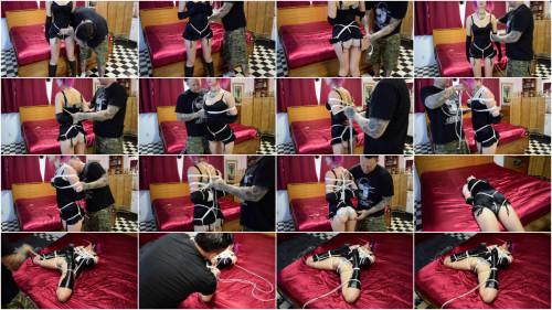 BDSM SBound - Trip Six.. Goth Girl Wants It Tight Part 1