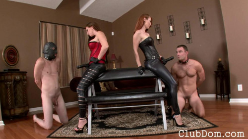 Femdom and Strapon Clubdom (2012-2015) Pack2