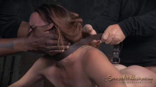 BDSM Bella Rossi - Rough Fucking and Brutal Deepthroat
