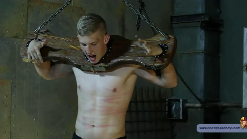 Gay BDSM The Punishment for Sergeant - Part I
