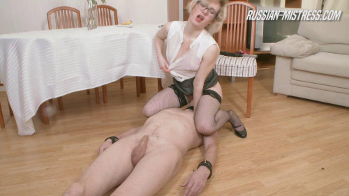 Femdom and Strapon Mistress Dayana - Updated 26