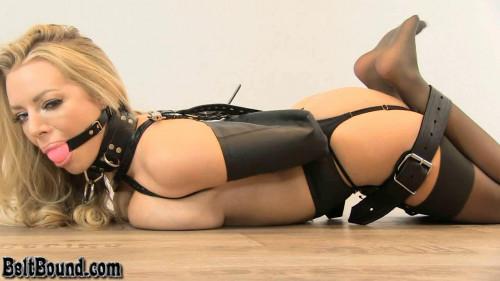 BDSM Bombshell Armbagged - Hannah Claydon - HD 720p