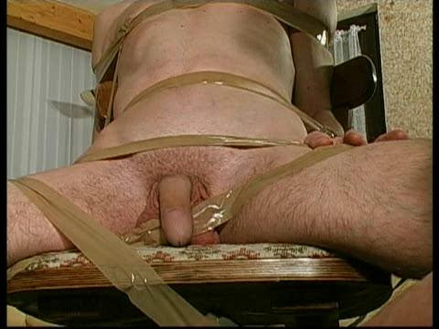 Gay BDSM Extreme - Detained
