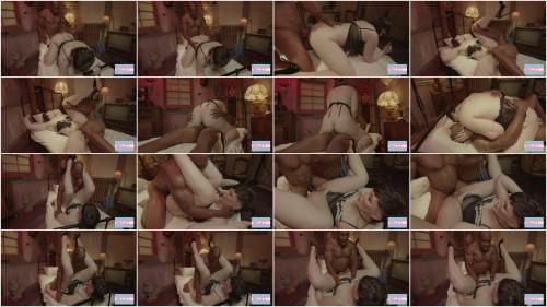 Transsexual Allysa Etain -  Motel 1080p