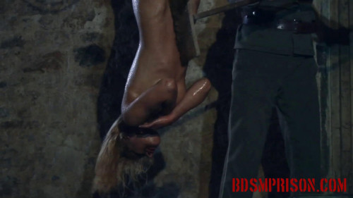 bdsm Spy Mirela is Caught and Endures