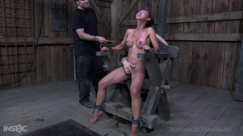 BDSM Tia Ling - Turd Says Part Two