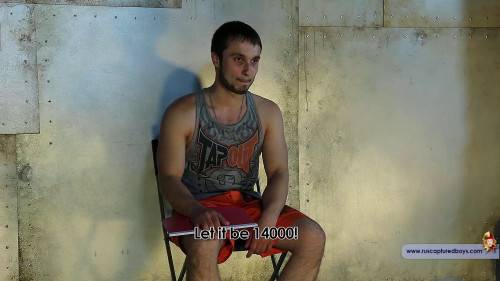 Gay BDSM Rent-a-Body V - Mikhail - Part I