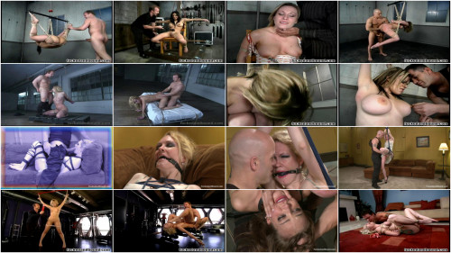 BDSM Fucked and Bound Full Good Super Excellent Hot Collection. Part 3.