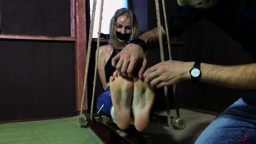BDSM Esenya Overtaken In The Japanese Room