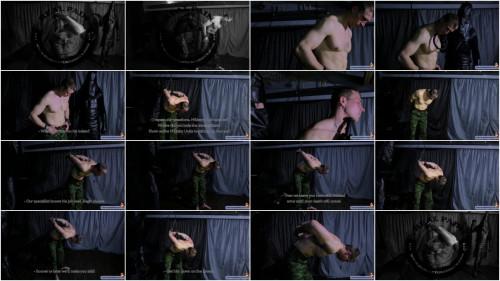 Gay BDSM Ruscapturedboys - Captured Soldier Pavel Semenov - Part I - 2017