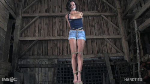 BDSM Wenona Tickled