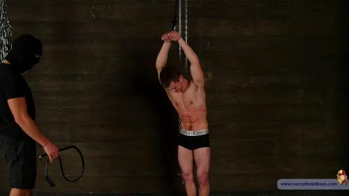 Gay BDSM Interrogation of Robber Slava Final (2018)