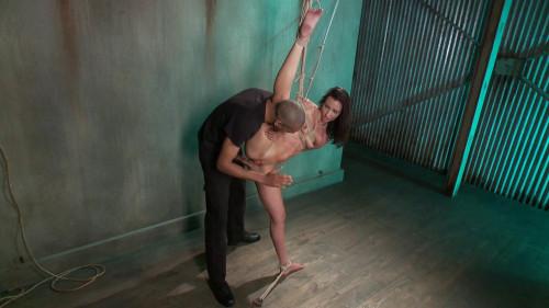 BDSM Wenona Fucked Hard in Brutal Bondage