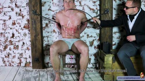 Gay BDSM Ruscapturedboys - Captured Secret Agent - Final Part - 2017