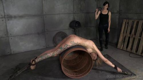 BDSM Broken Blonde part 3 - Rain DeGrey, Ashley Lane