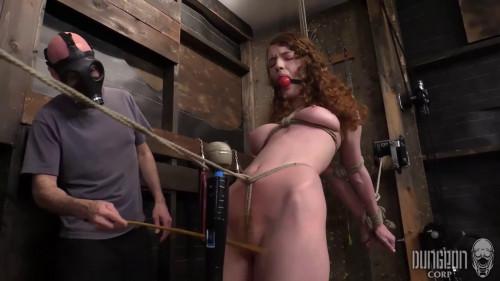 BDSM Bondage, spanking and torture for sexy hot slavegirl part 1