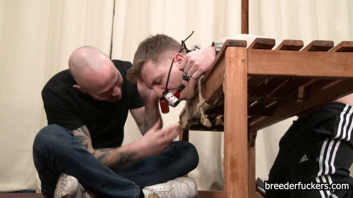 Gay BDSM Paolo part 4