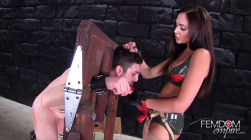 Femdom and Strapon FEmpire - Ariana Marie Fucked and Humbled