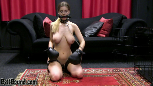BDSM Stella Cox - pet girl