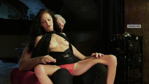BDSM Return Tortures For Skinny Slave