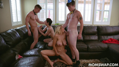 Brooklyn Chase, Olive Glass - Birthday Swap Surprise FullHD 1080p