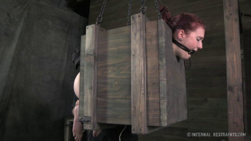 BDSM Ashley Lane (Whipped, Bound And Boxed)