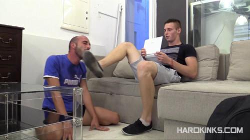 Gay BDSM Hardkinks - Str8 Master Flatmate - Kalel, Tyler Roding