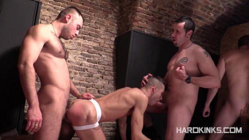 Gay BDSM RecParty - Macanao & Alberto Martin