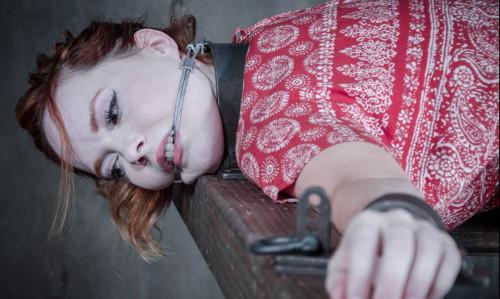 BDSM Abandoned, Summer Hart Finds Refuge With A Mysterious Stranger