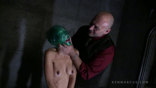 BDSM Caddy Gets Waxed