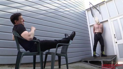 Gay BDSM More Boy Training