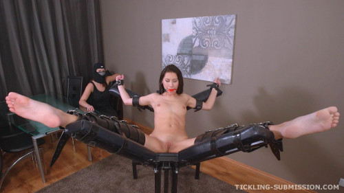 BDSM New Wonderfull Mega Nice Hot Collection Of Tickling Submission. Part 2.