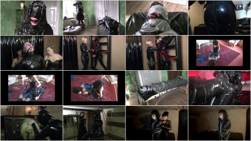 BDSM Latex Bondage Education Hot Magic Sweet New Only Best Collection. Part 4.