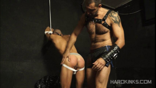 Gay BDSM Turbo Leon & Alberto Martin
