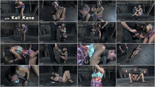 BDSM Kali Kane In A Bind