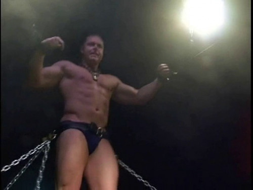 Gay BDSM Bound Muscle vol.1 The Gauntlet