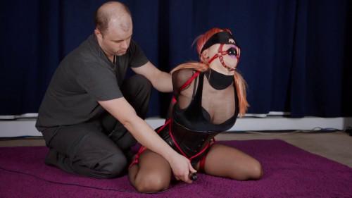 BDSM Tardy Ballerina Gets Punished